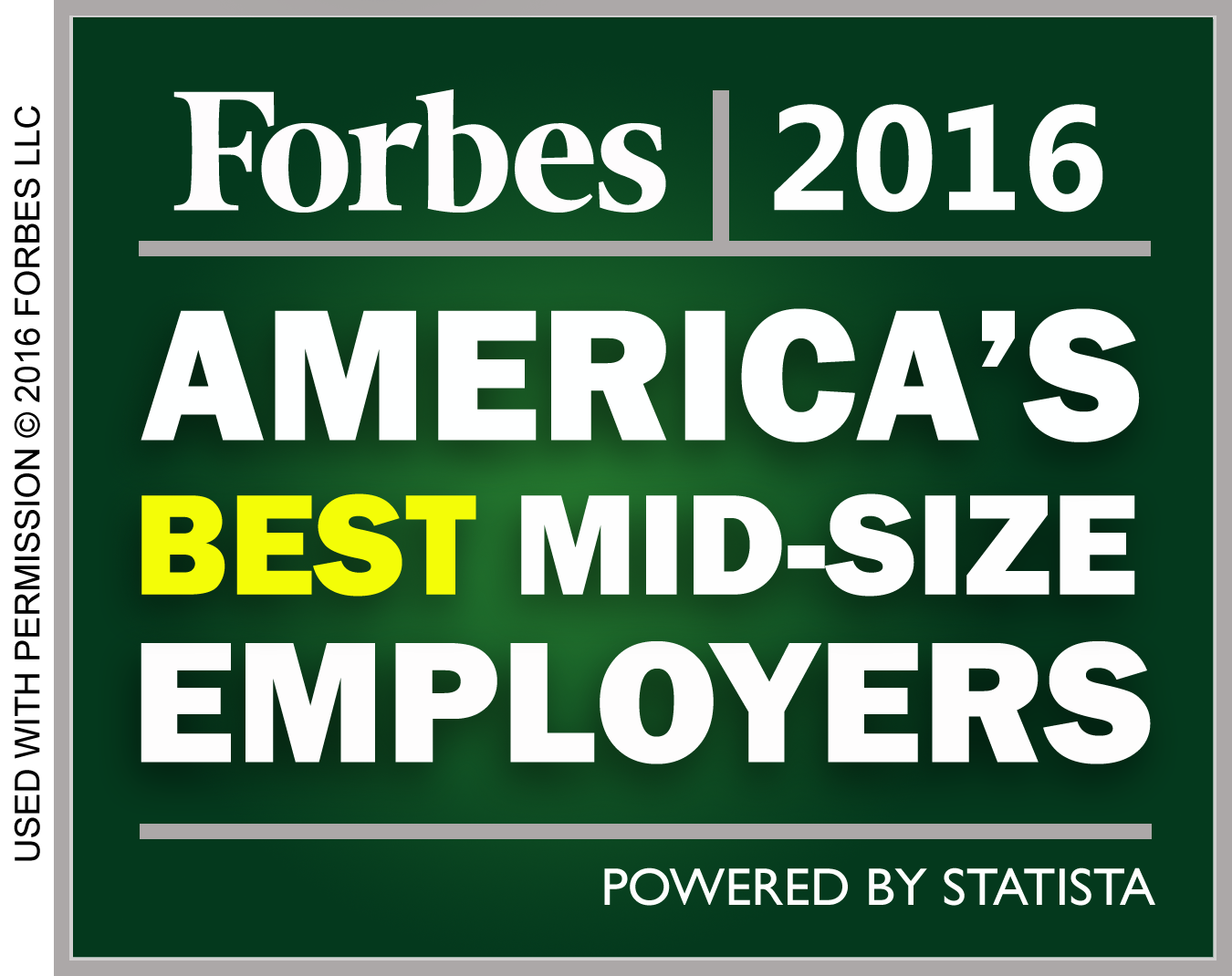 Forbes - America's Best Employers