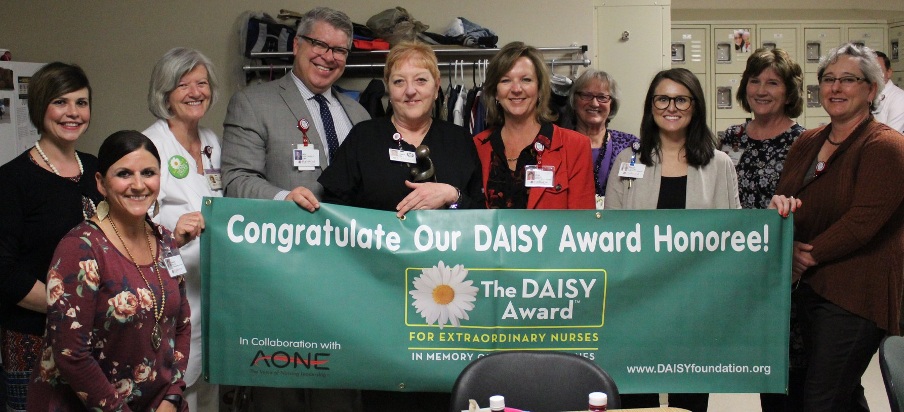Daisy Award Winner Jodi Counts – are YOU next?