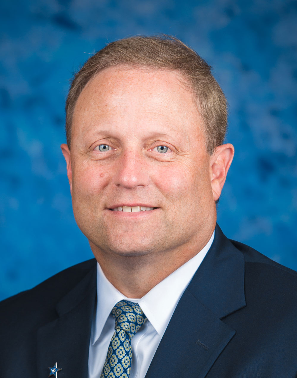 Jim VanderSteeg, Covenant Health President and CEO
