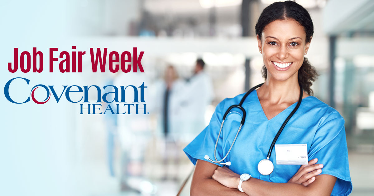 Covenant Health Careers | East TN Healthcare Opportunities