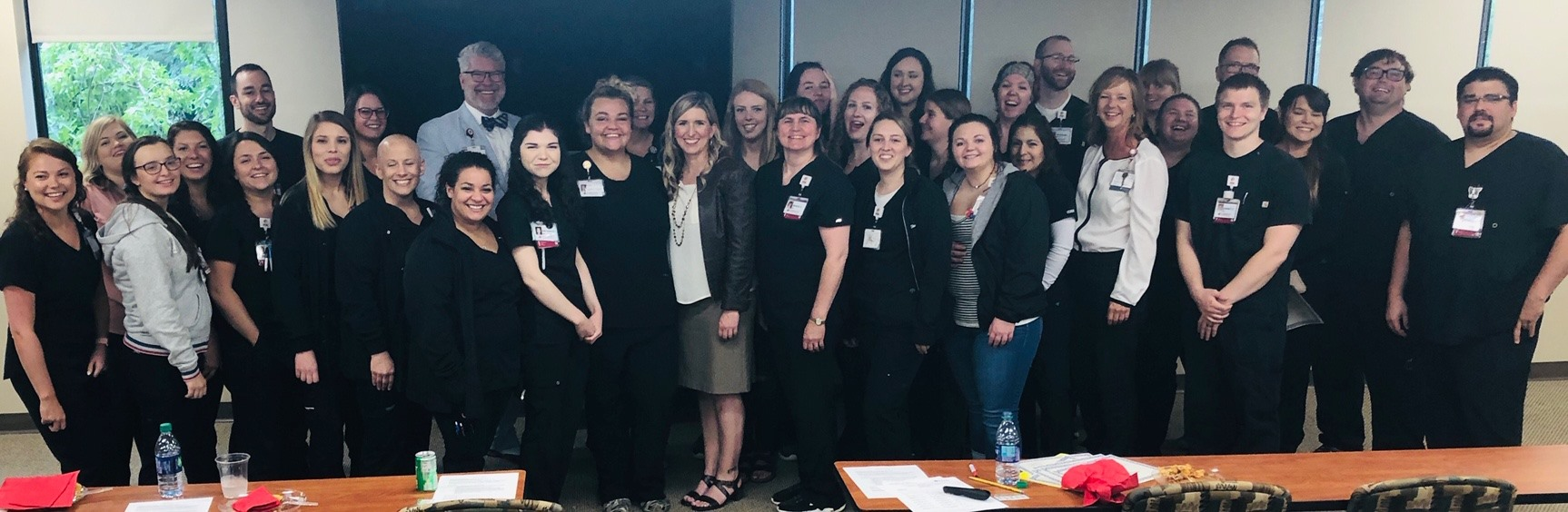 Parkwest Nurse Residency Grads 2019