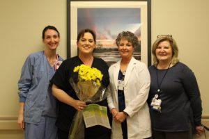 Nurses at Roane Medical Center